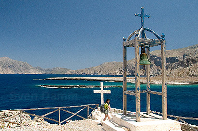 Karpathos Wurgunda Greece